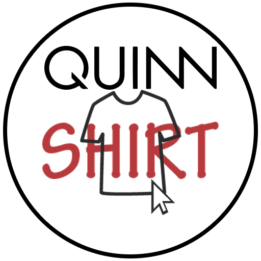 favicon quinn shirt